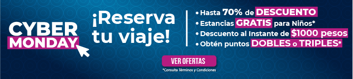Banner Horizontal Cyber Monday