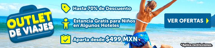 Outlet de Viajes México