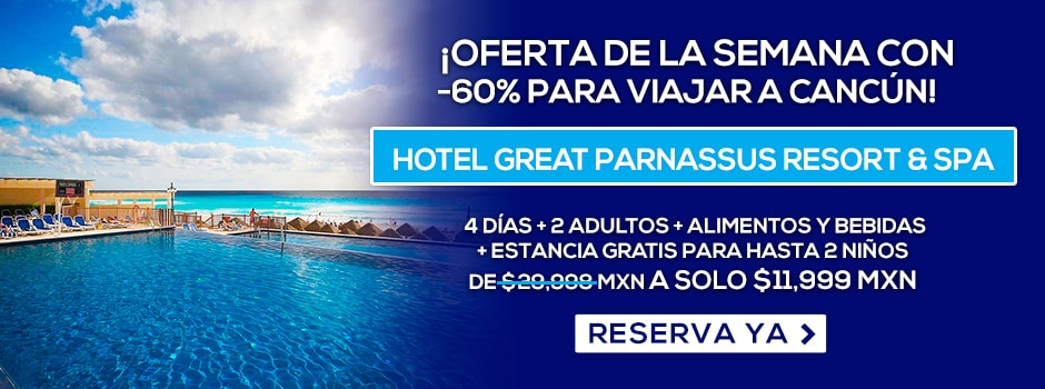 Hotel Great Parnassus Resort & Spa Promoción MD