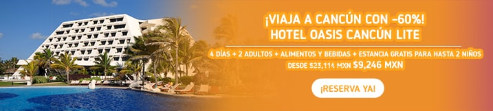 Hotel Oasis Cancún Lite MD