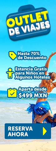 Outlet de Viajes Tarifas Especiales