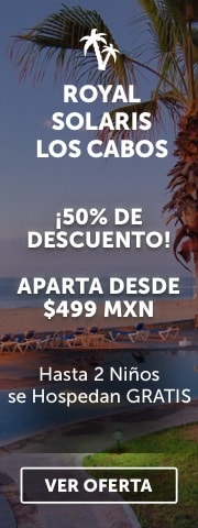 Royal Solaris Los Cabos Oferta