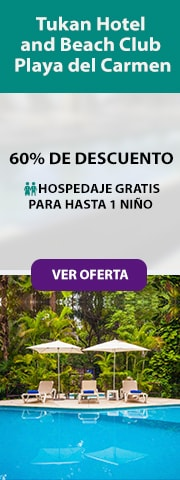Oferta Tukan Hotel and Beach Club Playa del Carmen