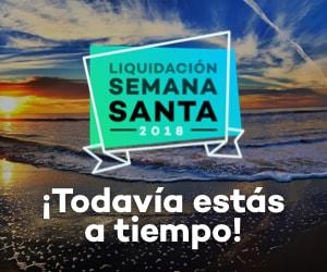 Liquidación Semana Santa 2018 Ofertas de Viaje