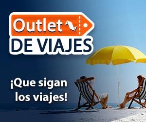 Outlet de Viajes Campaña MD