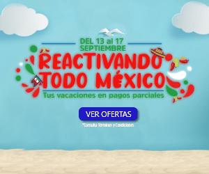 Descuentos para viajar por todo México