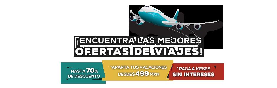 Promociones de Viajes