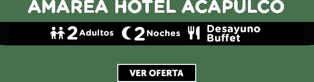 Amarea Hotel Acapulco MD