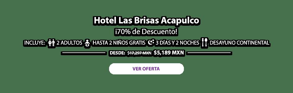 Las Brisas Acapulco Oferta MD