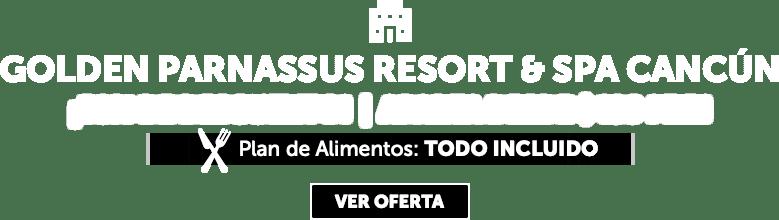 Golden Parnassus Resort & Spa Cancún Oferta MD