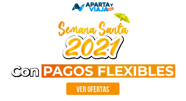 Vacaciones Semana Santa 2021 - Grafico