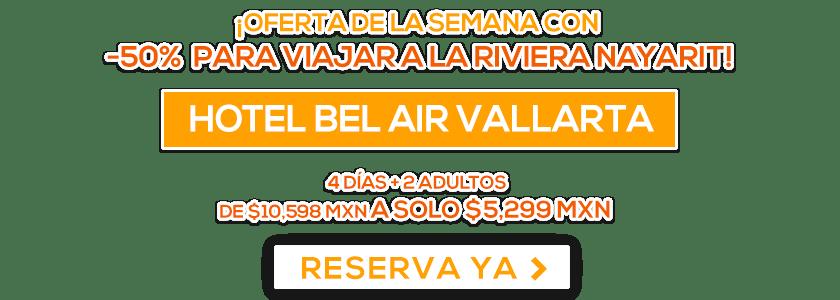 Hotel Bel Air Vallarta Oferta MD