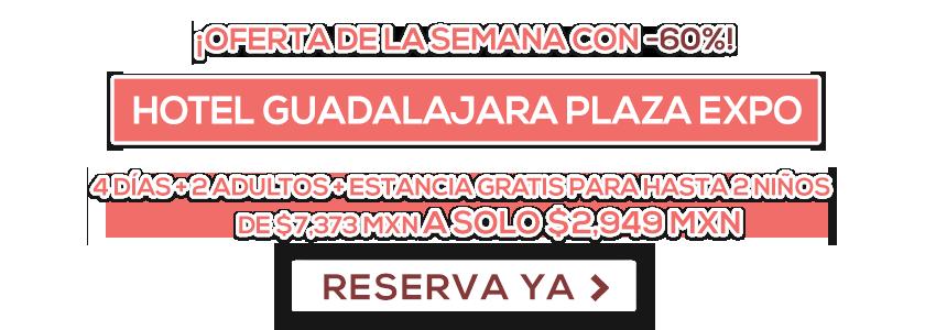 Hotel Guadalajara Plaza Expo