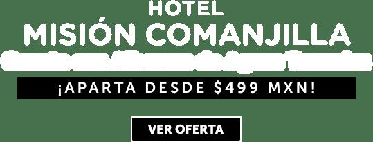 Hotel Misión Comanjilla Guanajuato LD
