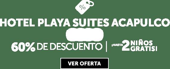 Hotel Playa Suites Acapulco Oferta MD