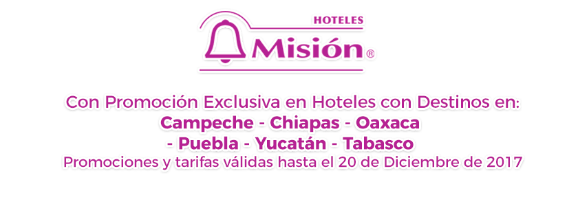 Hoteles Misión Ofertas 2 LD