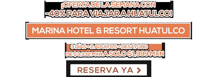Hotel Marina Resort Huatulco MD