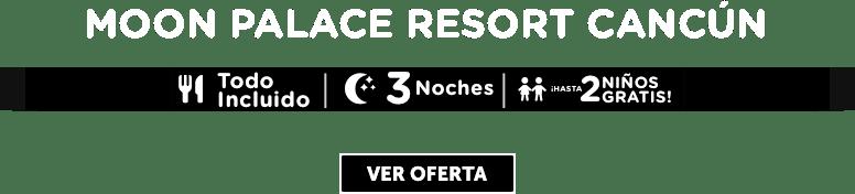 Moon Palace Resort Cancún MD
