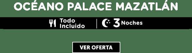 Océano Palace Mazatlán MD