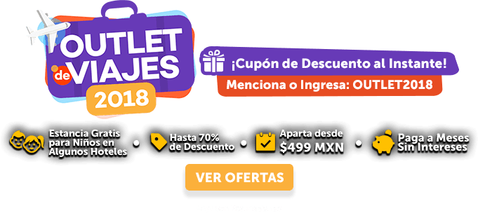 Outlet de Viajes 2018 Ofertas LD
