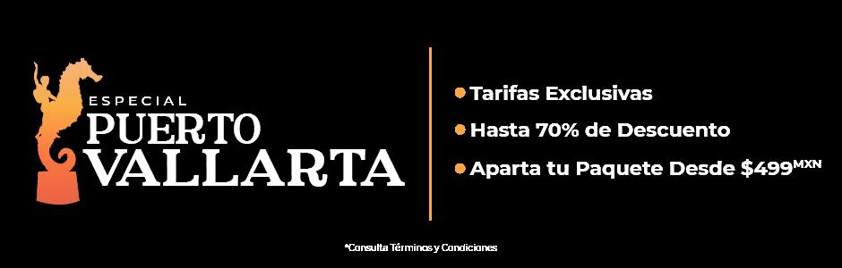 Ofertas Viajes Puerto Vallarta