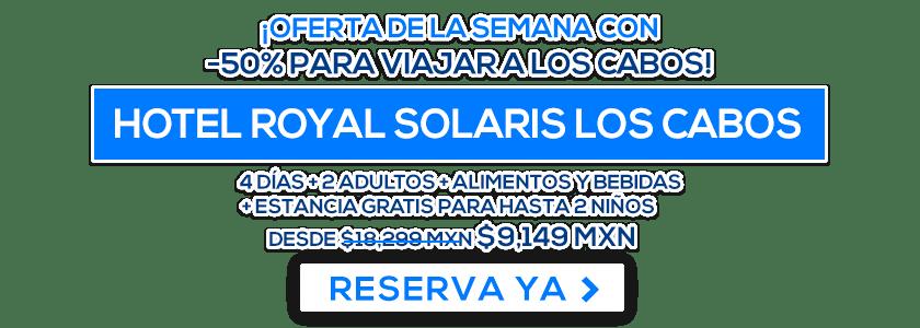 Royal Solaris Los Cabos Oferta MD