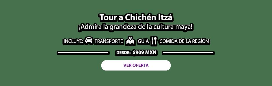 Tour a Chichén Itzá Oferta MD