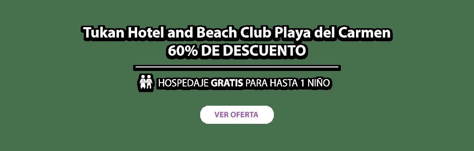Tukan Hotel and Beach Club Playa del Carmen Oferta MD