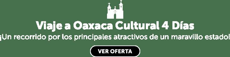 Oferta Oaxaca 4 Días CIRC