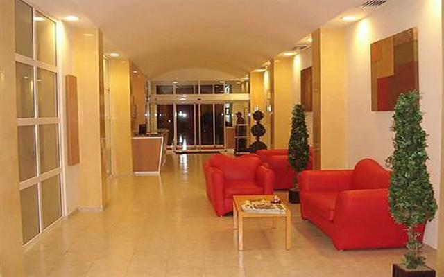 Hotel F Star, lobby