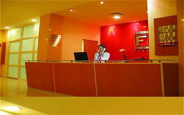 Hotel F Star, atención personalizada desde el inicio de tu estancia