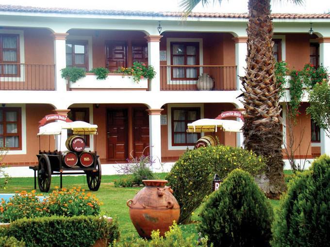 Jardines Hotel Arrecife de Coral San Cristóbal de las Casas, Chiapas