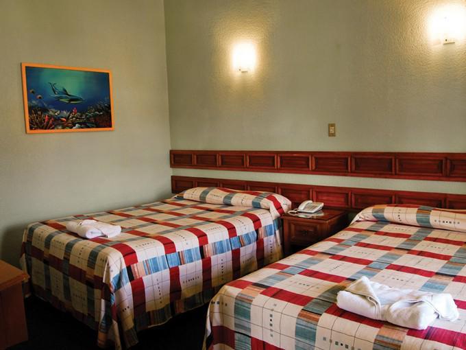 Habitación doble Hotel Arrecife de Coral San Cristóbal de las Casas, Chiapas