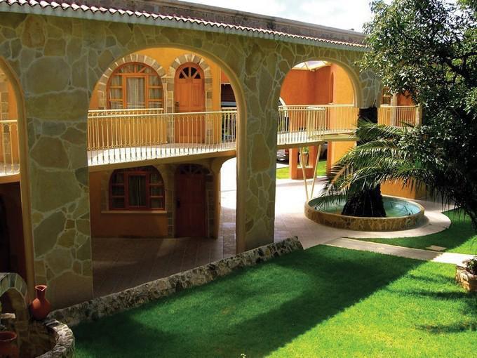Instalaciones Hotel Arrecife de Coral San Cristóbal de las Casas, Chiapas