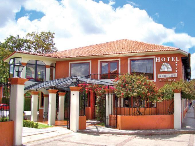 Hotel Arrecife de Coral San Cristóbal de las Casas Chiapas