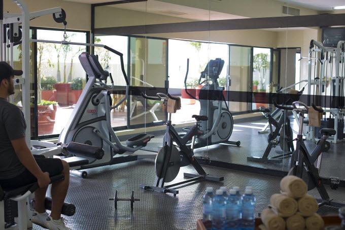 Gimnasio Hotel Plaza Expo Guadalajara