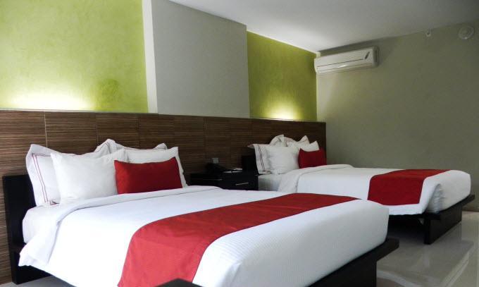 Hotel el espanol de paseo montejo ofertas de hoteles en for Habitacion familiar merida