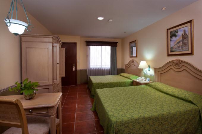Habitación Ejecutiva Hotel El Gobernador