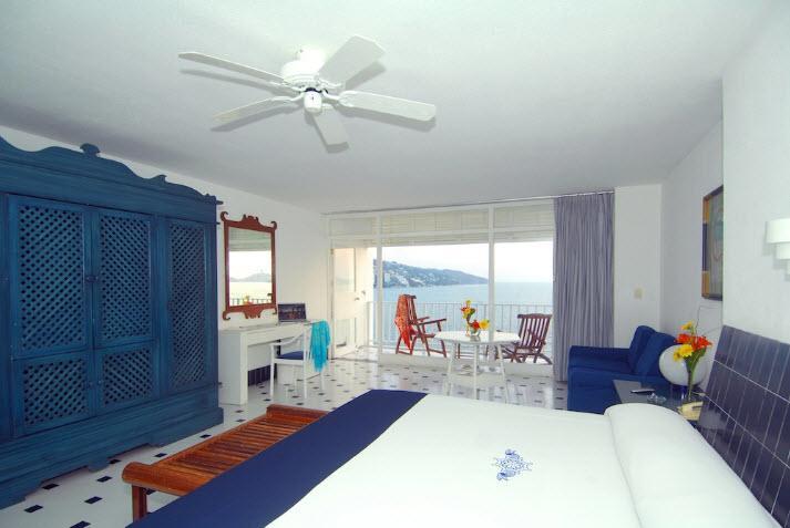 Habitación Estándar Hotel Elcano Acapulco