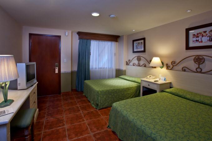 Habitación Estándar Hotel El Gobernador