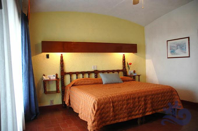 Habitación Hotel Mocambo