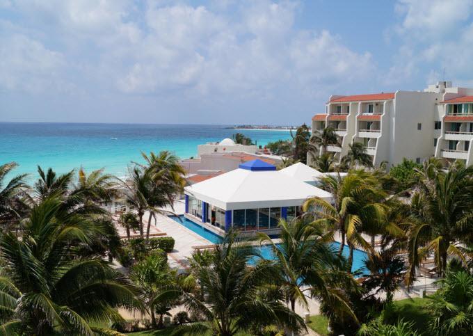 ¡Paquete a Cancún Todo Incluido! Hotel Solymar Beach Resort