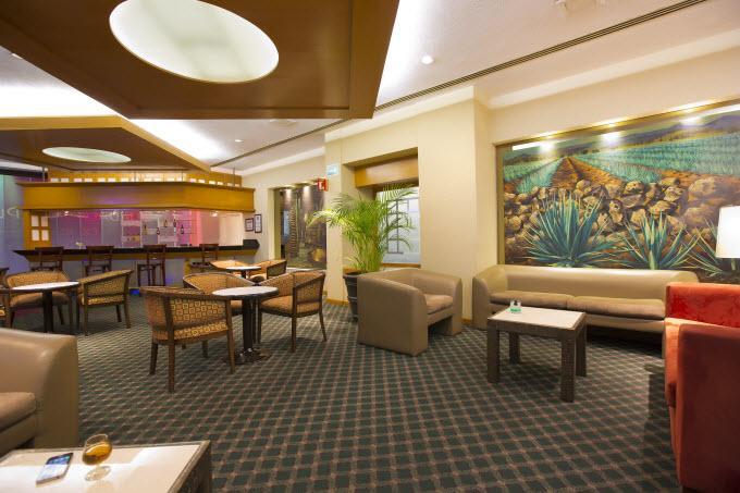 Elegantes instalaciones para ejecutivos