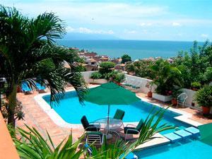 La Siesta Hotel & Suites en Barra de Navidad