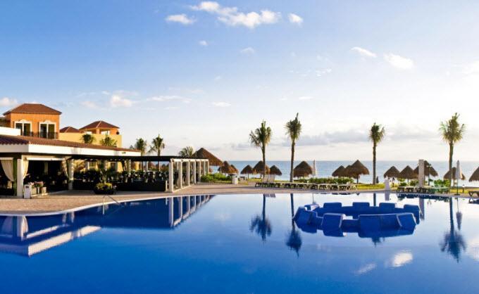 Uno de los mejores hoteles familiares 5 estrellas todo incluido de la Riviera Maya