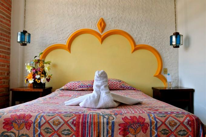 Hotel Tradicional Puerto Vallarta - Habitación