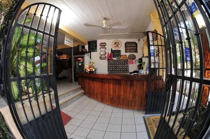 Hotel Tradicional Puerto Vallarta - Lobby