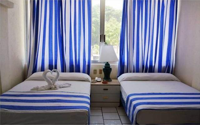 Hotel Acamar Beach, luminosas habitaciones