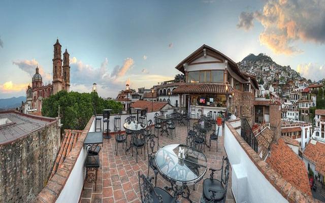 Hotel Agua Escondida en Taxco Ciudad
