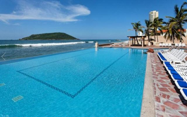 Alberca The Palms Resort of Mazatlán